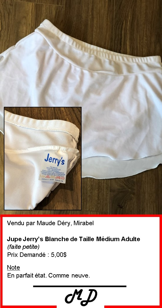 Jupe P.A. Jerry's